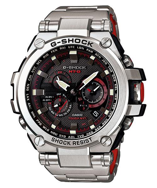 再入荷、赤にこだわったメンズ腕時計 MTG-S1000D-1A4JF