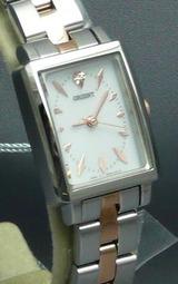 オリエント ソーラー女性用腕時計ユー wy0101wd