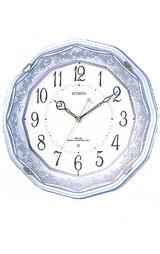 シチズン インテリア掛け時計アイスタイル4MY754-004