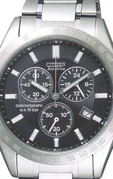 エコドライブクロノグラフ腕時計フォルマFRH59-2441