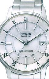 シチズン CITIZEN エコ・ドライブ ソーラー電波時計フォルマ 男性用FRD59-2481