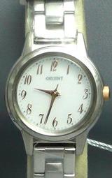 オリエント ソーラー女性用腕時計ユー wy0021wd