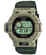 カシオ Gショック ソーラー電波時計ライズマン メン・イン・ミリタリー・カラーズ GW-9200ERJ-3JF 男性用腕時計