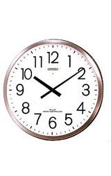 直径が526mmと大きなサイズの電波掛け時計 パルフィス