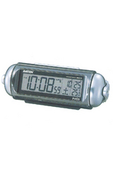 セイコー SEIKO 大きなベル音目覚まし時計 ライデン デジタル電波時計 NR521K