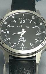 振動機能付き腕時計 侍 SAMURAI