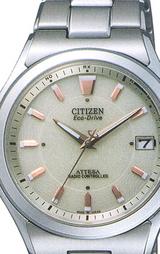 耐ニッケルアレルギー対応商品で肌に優しい腕時計です
