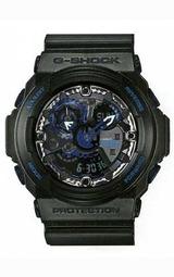 CASIO G-SHOCKの30周年記念限定トケイ Initial Blue(イニシャルブルー)GA-303B-1AJR メンズ腕時計