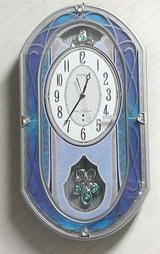 シチズン メロディ電波掛け時計パルミューズ 4MN449-019