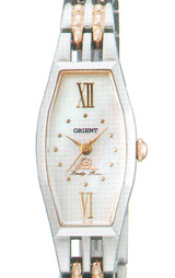 ORIENT オリエント 薔薇をモチーフにした女性用腕時計 レディーローズ WL0291RP