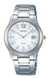 セイコースピリットエコテックソーラー(SEIKO SPIRIT)の男性用腕時計SBPS054