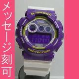 文字 名入れ 刻印 15文字分付 GD-120CS-6JF カシオ Gショック クレイジーカラーズ 男性用 腕時計 国内正規品