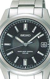 セイコー(SEIKO) スピリット ソーラー電波時計 男性用 SBTM053