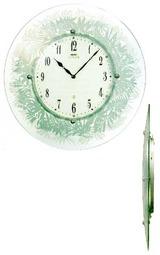 電波時計セイコーエンブレム掛け時計HS530S