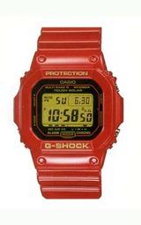 CASIO G-SHOCKの30周年記念限定モデル Rising RED(ライジングレッド)