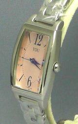 オリエント シンプルでオシャレな女性用腕時計ユーwy0821ub
