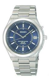 時刻修正不要のソーラー電波腕時計 セイコー スピリットSBTM011