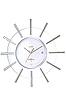 3つの電波で時刻修正する電波時計 スリーウェイブ