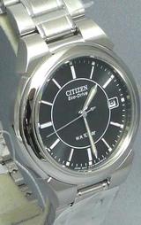 シチズンスタンダード腕時計フォルマエコドライブソーラーFRA59-2201