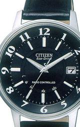 シチズン CITIZEN エコ・ドライブ ソーラー電波時計 フォルマ 男性用FRD59-2483