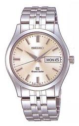 高さのある略字を採用し、見やすさを追及した男性用腕時計 グランドセイコーSBGT015