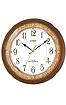 欧風のインテリアをイメージした電波掛け時計