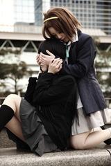 秋山澪/ユウヒ さま 田井中律/奈々  さま
