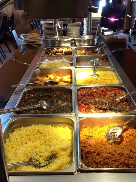 イスラム・レストラン料理1