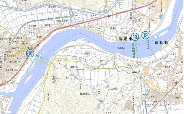 地図10-12