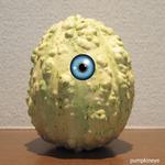 パンプキンの目