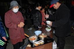 仮設住宅(2011年12月30日)