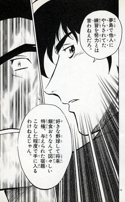 吾郎 成績 茂野