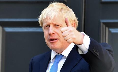 【再放送】英国首相ジョンソン、改札にキンタ●マを挟まれ死亡