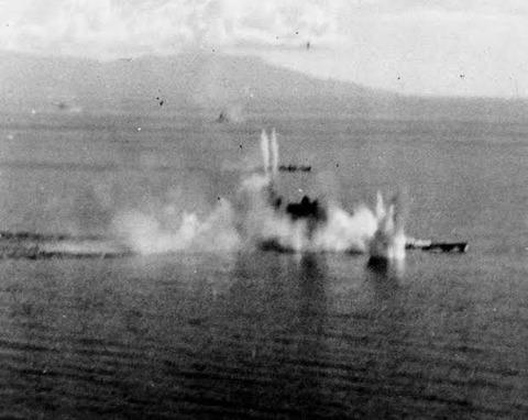 レイテ沖海戦とかいう史上最大の海戦
