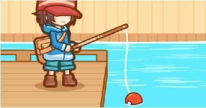 (   ´ん`)「川釣りでアジが大漁大漁。しかも自分で釣ればタダという最強のコスパ」