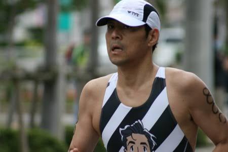 男村田、大松、鳥谷らのトライアスロン