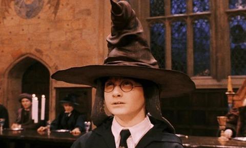 ハリー「スリザリンは嫌だ…スリザリンは嫌だ…」組分け帽子「スリザリィン!」
