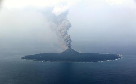 【再放送】巨人小笠原諸島、爆発する