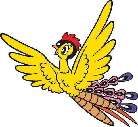 コズミック 害鳥