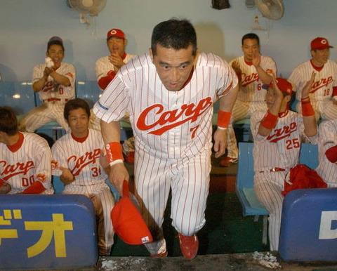 2005広島とかいう最下位史上最強打線wwwwwwwwwwwwwwww