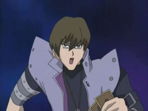 彡(^)(^)「ワイの魂のカード、ブルーアイズホワイトドラゴン召喚や!」(´・ω・`)「!」
