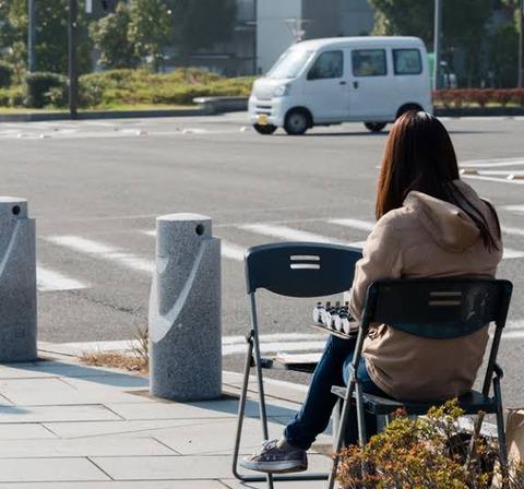 【超画像】最近の交通量調査、人手不足でとんでもないことになっていたwww