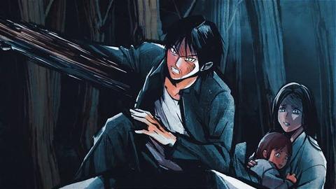 【悲報】彼岸島、怖すぎるホラー漫画ランキングで25位