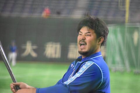 DeNA・宮崎敏郎さん とてもいやらしい表情をしてしまうwww