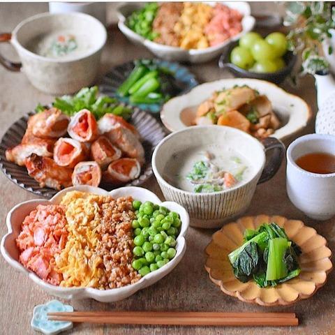 【画像】手取り2万円フリーターの夕飯をご覧下さい