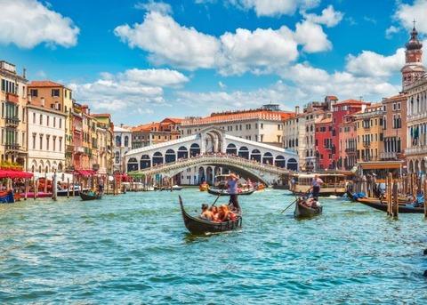 【悲報】水の都ベネチアさん、とんでもない事になる
