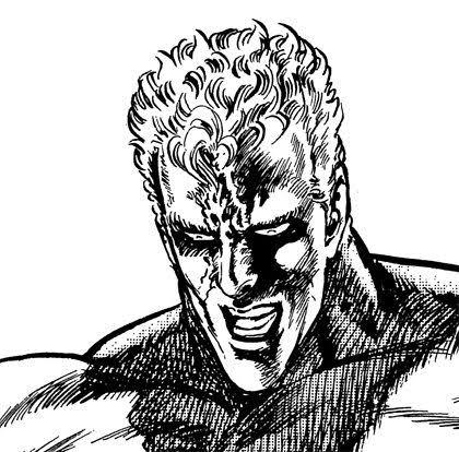 三大北斗の拳で戦闘力を過大評価されてるキャラ「カイオウ」「レイ」