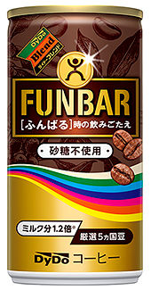 【朗報】おれたちのダイドーがおんJ公式飲料を新発売!!!