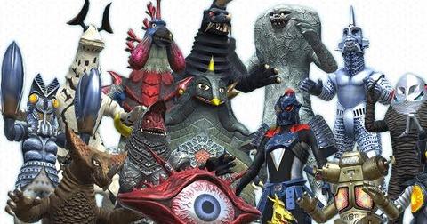 ガキ「ウルトラマンで一番カッコいい怪獣はゴモラ」オタク「ゼットン」ワイ「はぁ…」