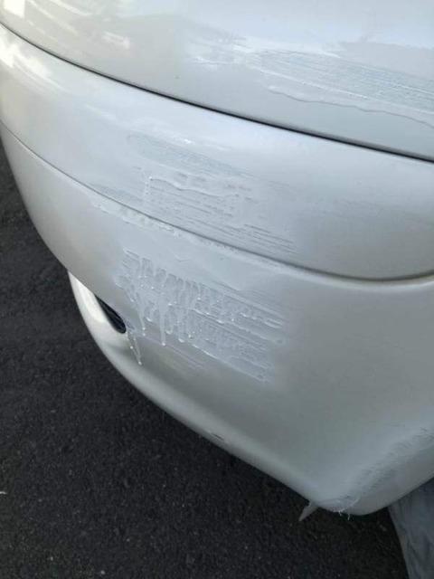 (ヽ´ん`)「車の塗装完了した」